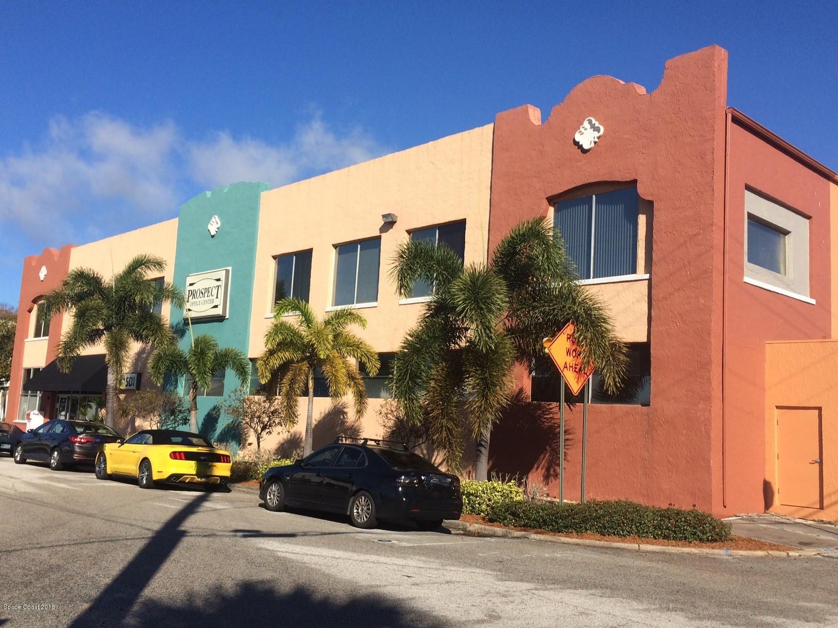 Commercial for Rent at 1216 Prospect Melbourne, Florida 32901 United States