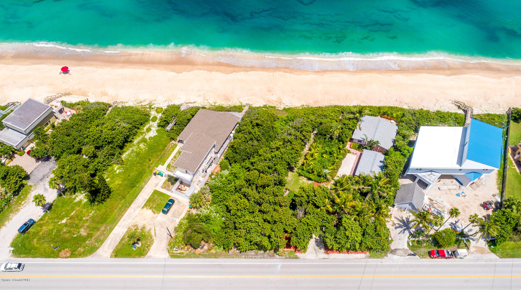 Land for Sale at 5259 Highway A1a 5259 Highway A1a Melbourne Beach, Florida 32951 United States