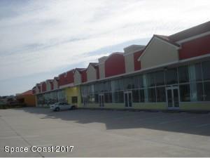 Kommersiell för Hyra vid 5240 N Atlantic 5240 N Atlantic Cocoa Beach, Florida 32931 Förenta staterna