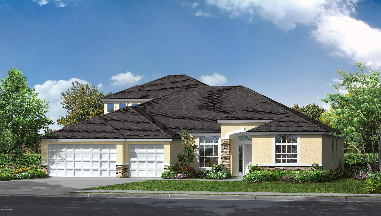 獨棟家庭住宅 為 出售 在 3505 Salt Marsh 3505 Salt Marsh West Melbourne, 佛羅里達州 32904 美國