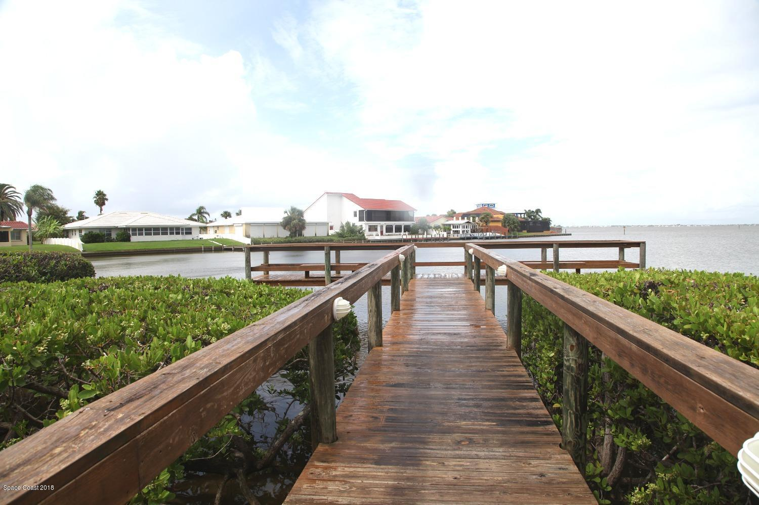 Additional photo for property listing at 5805 N Banana River 5805 N Banana River Cape Canaveral, Флорида 32920 Соединенные Штаты