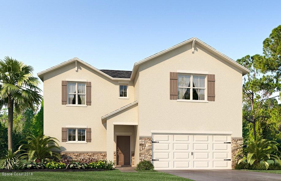 獨棟家庭住宅 為 出售 在 416 Horsemint 416 Horsemint West Melbourne, 佛羅里達州 32904 美國
