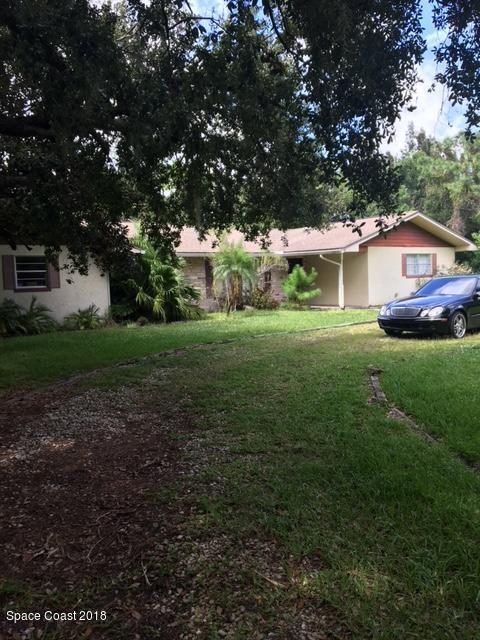 Maison unifamiliale pour l Vente à 787 Acacia 787 Acacia Melbourne Village, Florida 32904 États-Unis
