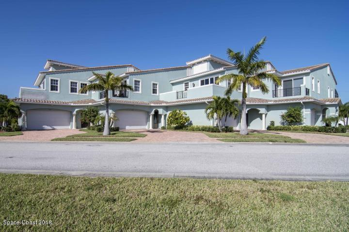 Single Family Homes for Sale at 148 Mediterranean Indian Harbour Beach, Florida 32937 United States