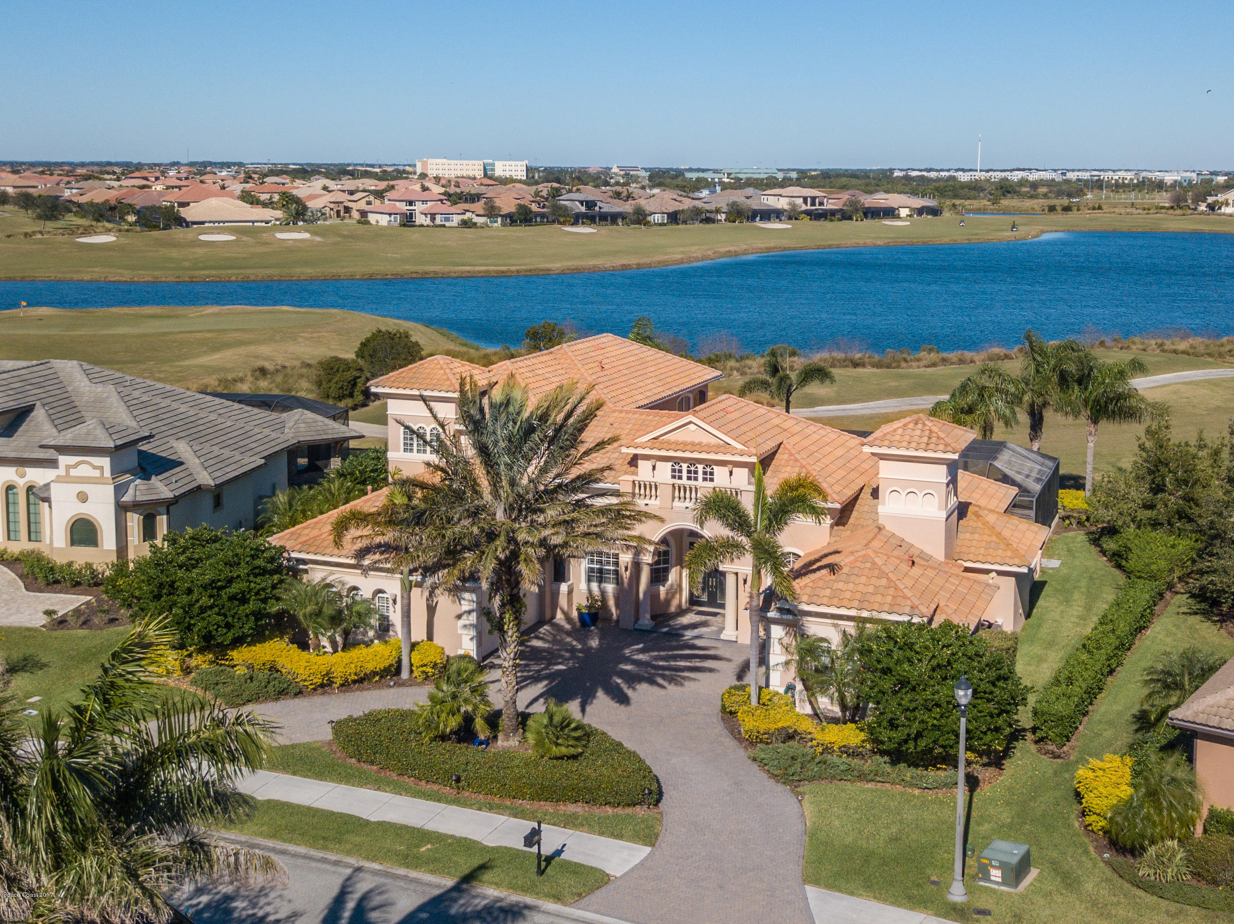 Single Family Home for Sale at 2859 Wyndham 2859 Wyndham Melbourne, Florida 32940 United States