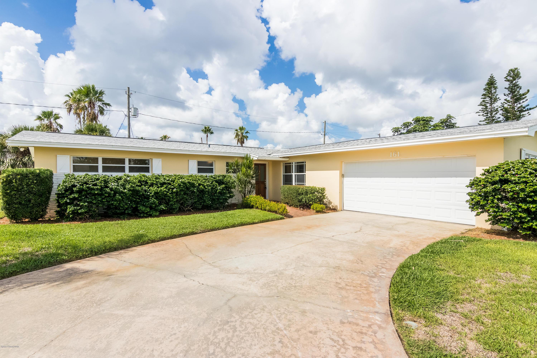 Tek Ailelik Ev için Kiralama at 161 Diane 161 Diane Indialantic, Florida 32903 Amerika Birleşik Devletleri