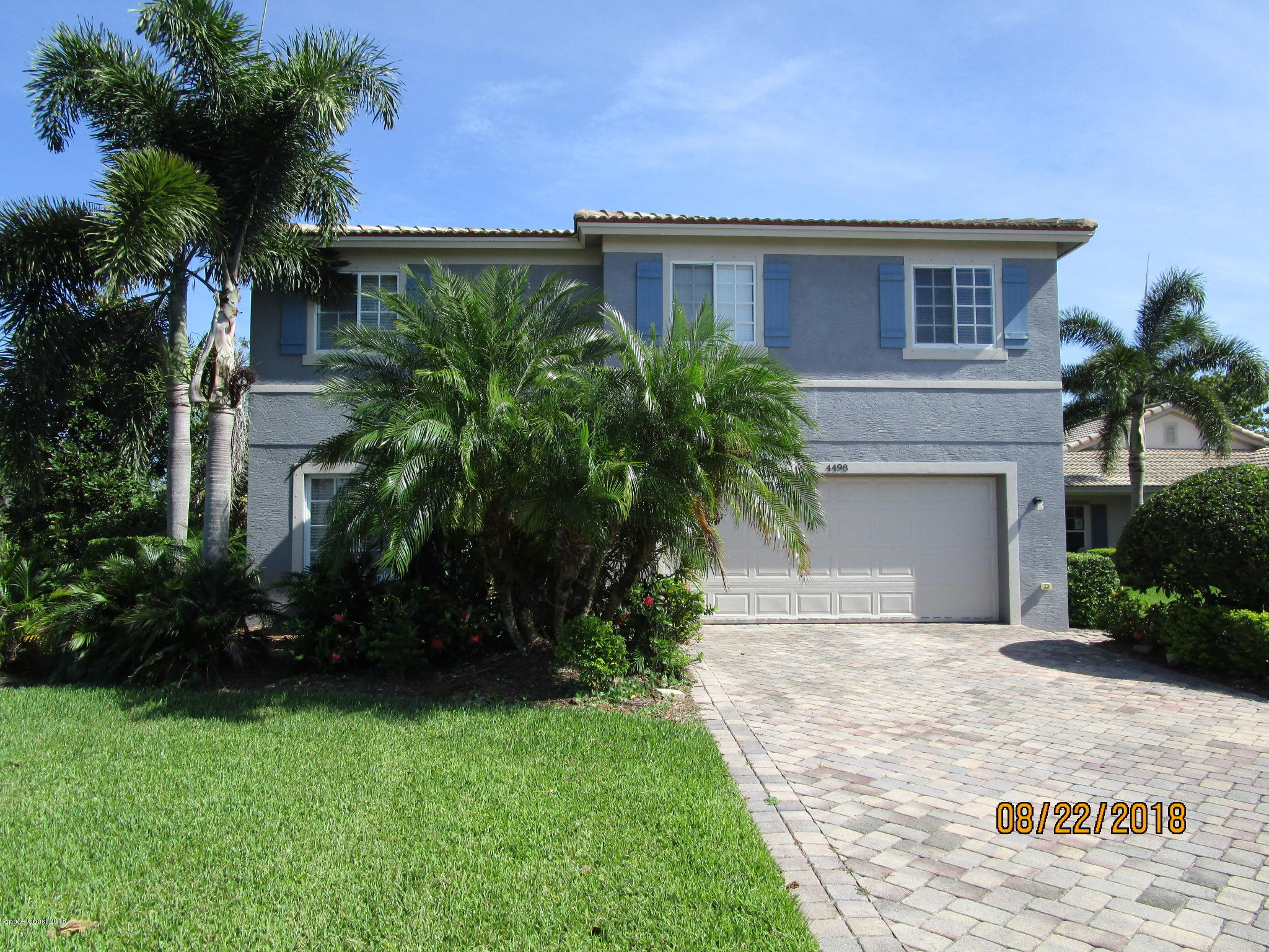 Single Family Home for Sale at 4498 56th 4498 56th Vero Beach, Florida 32967 United States