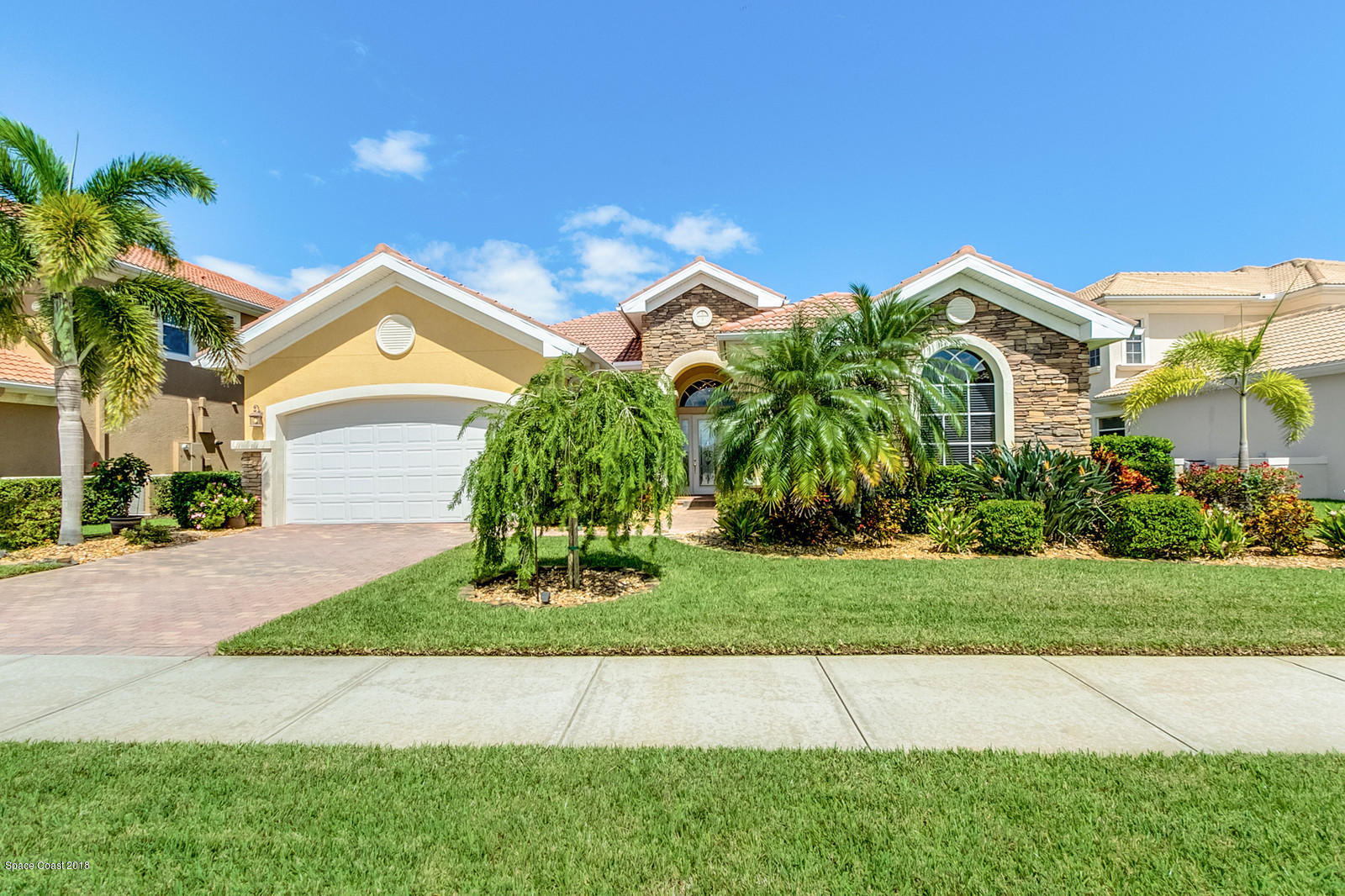 Single Family Home for Sale at 6455 Arroyo 6455 Arroyo Melbourne, Florida 32940 United States