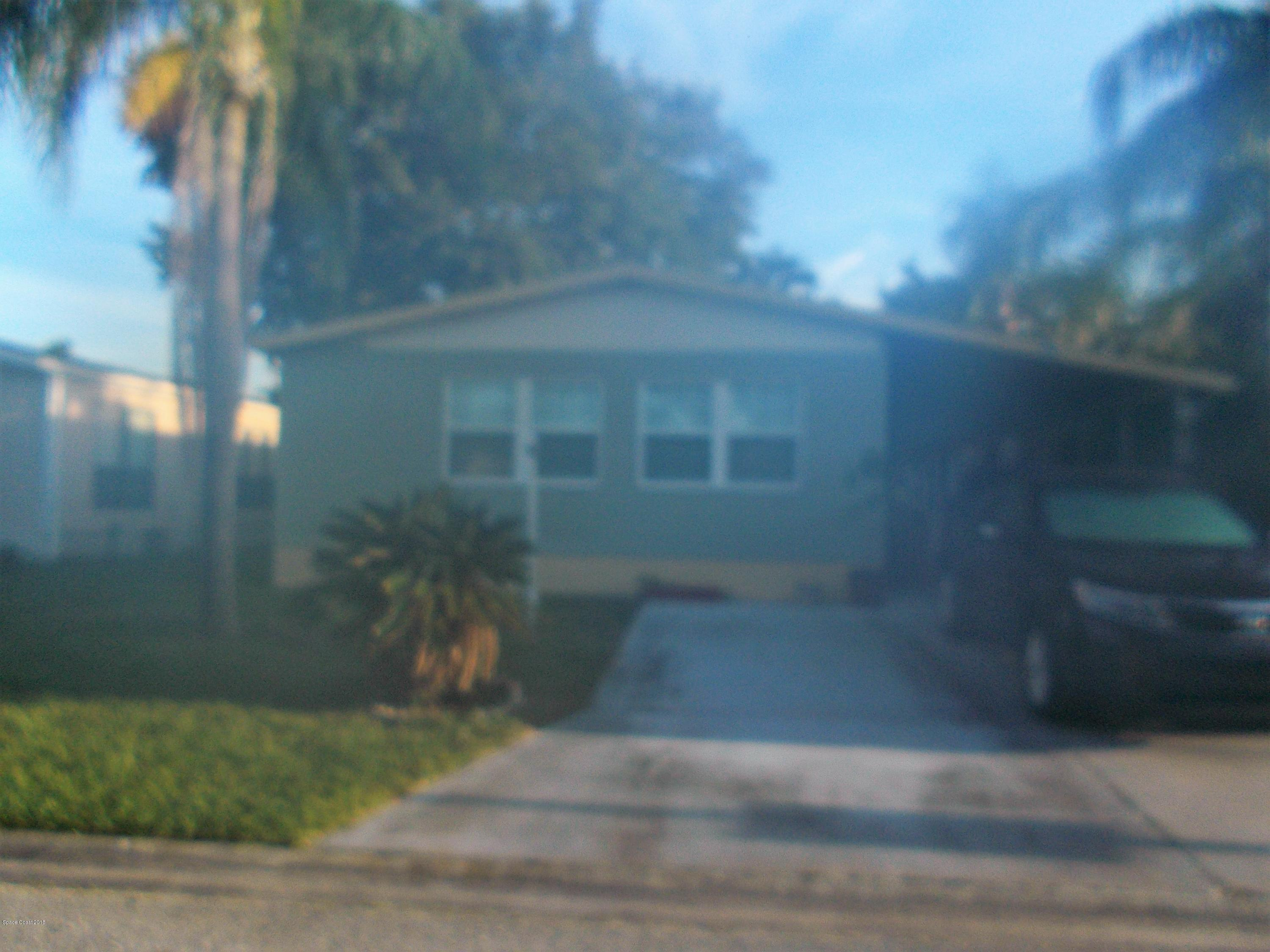 Single Family Home for Sale at 578 Marlin 578 Marlin Barefoot Bay, Florida 32976 United States