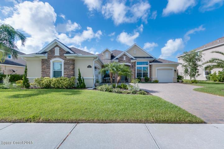 Частный односемейный дом для того Аренда на 3623 Gatwick Manor 3623 Gatwick Manor Melbourne, Флорида 32940 Соединенные Штаты