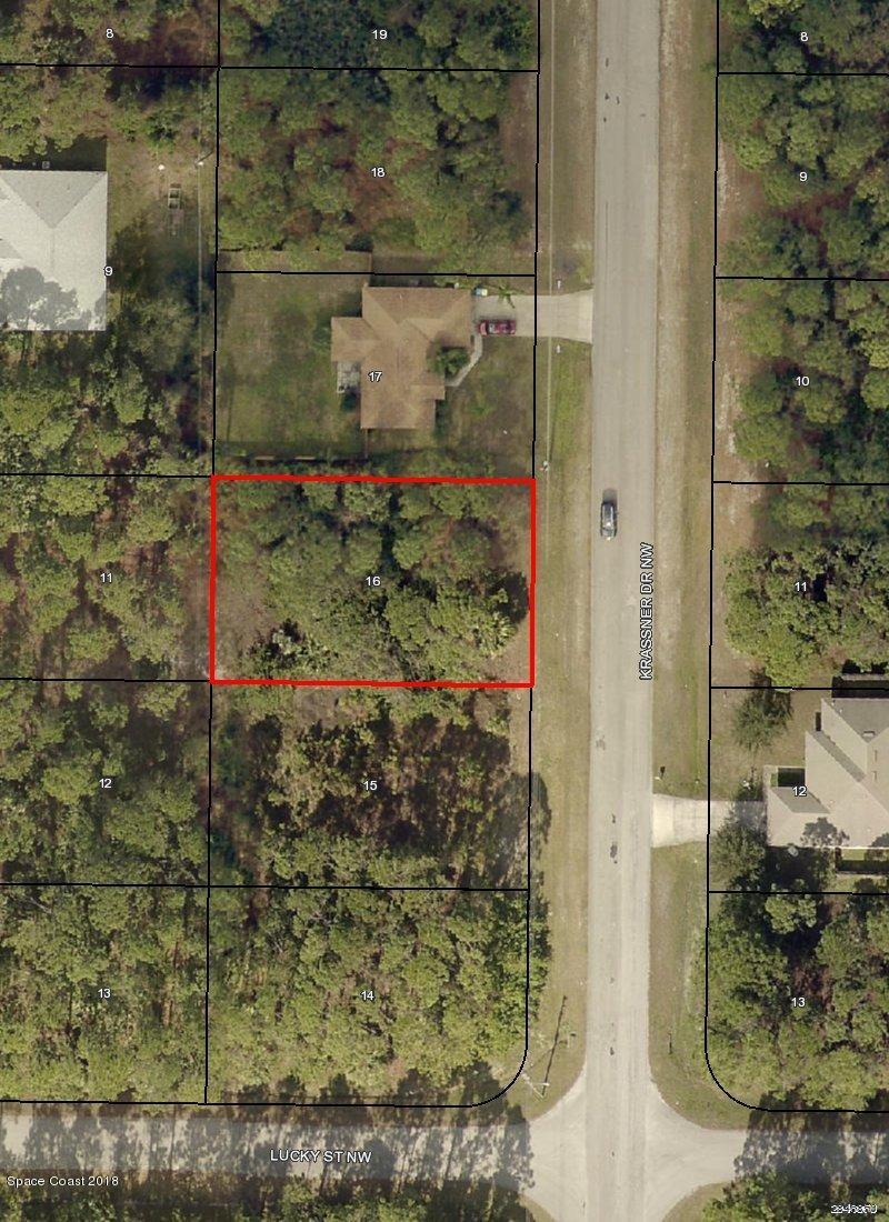 Land for Sale at 218 Krassner 218 Krassner Palm Bay, Florida 32907 United States