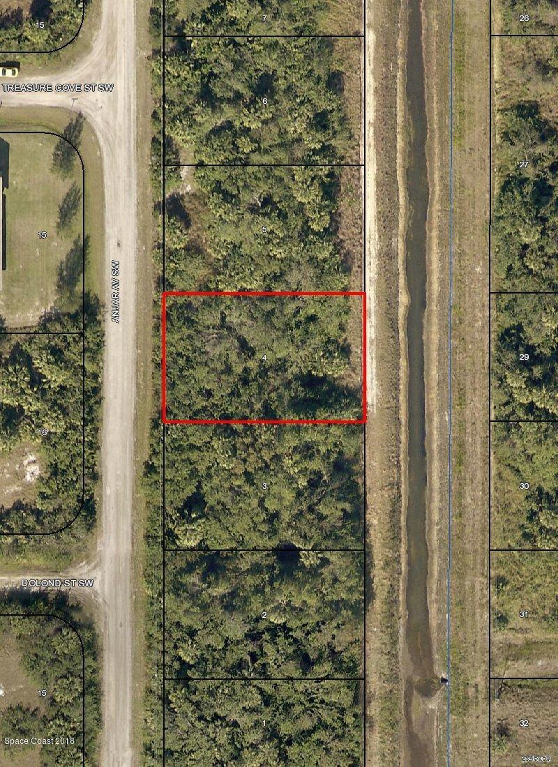 Land for Sale at 2973 Anjar Palm Bay, Florida 32908 United States