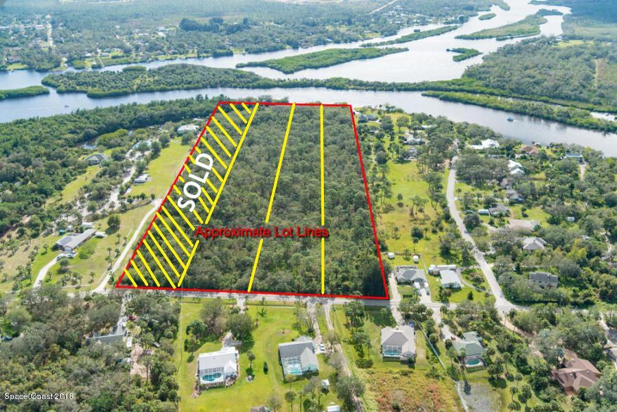 Land for Sale at 444 Fleming Grant 444 Fleming Grant Grant, Florida 32949 United States