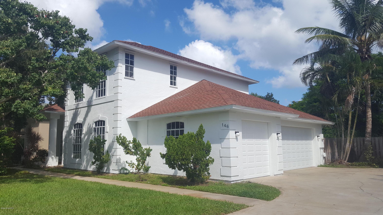 Einfamilienhaus für Mieten beim 146 Hidden Cove 146 Hidden Cove Melbourne Beach, Florida 32951 Vereinigte Staaten