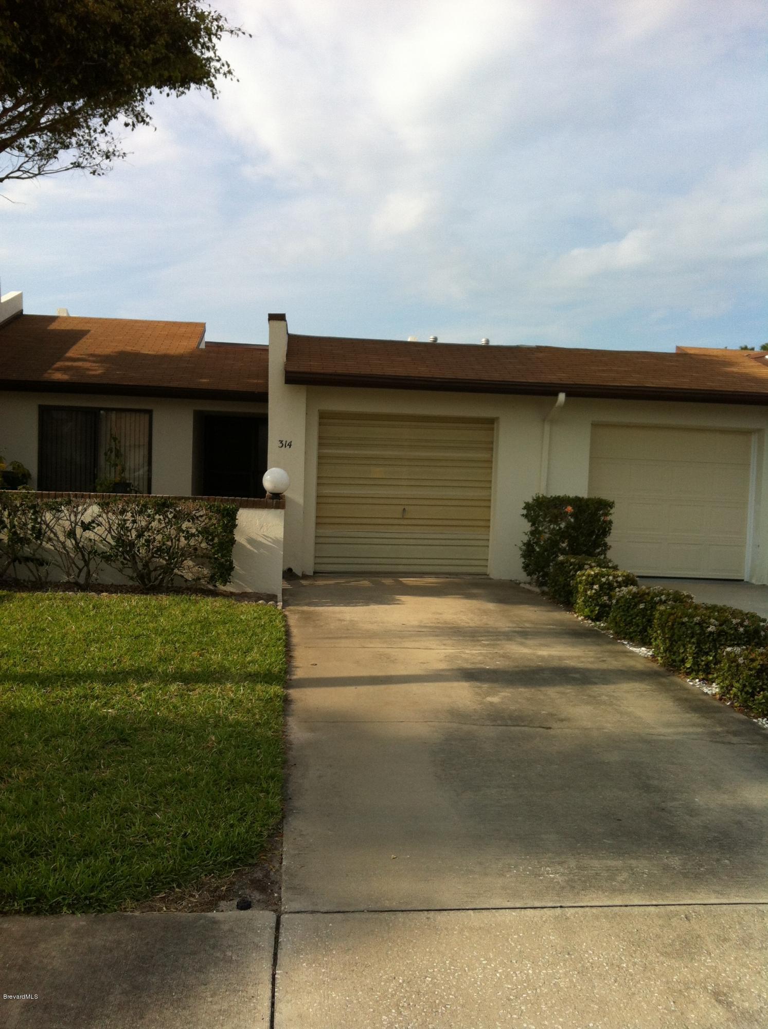 独户住宅 为 出租 在 314 Markley 314 Markley Indian Harbour Beach, 佛罗里达州 32937 美国