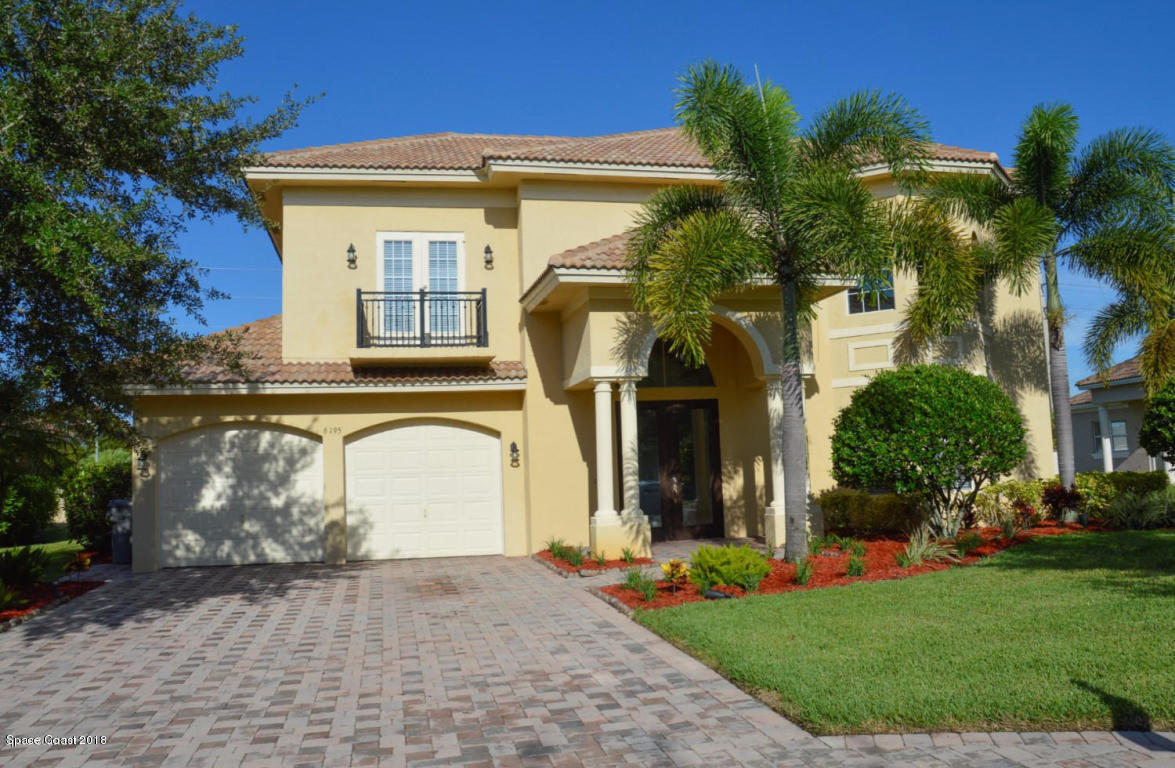 Single Family Home for Sale at 6195 57th 6195 57th Vero Beach, Florida 32967 United States