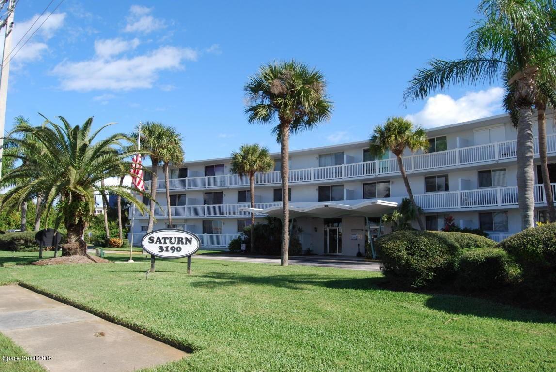 Enfamiljshus för Hyra vid 3190 N Atlantic 3190 N Atlantic Cocoa Beach, Florida 32931 Förenta staterna