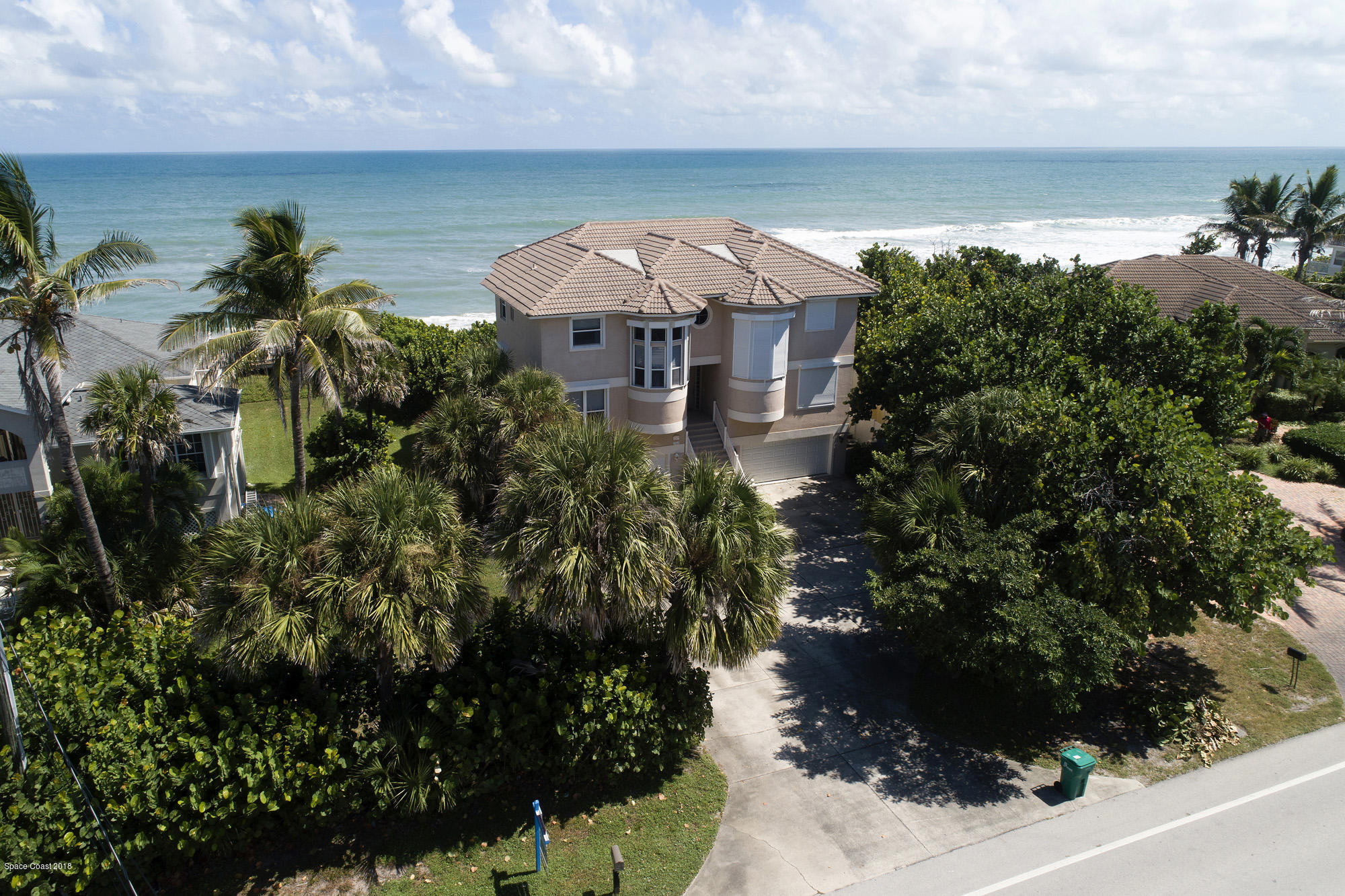 Single Family Homes for Sale at 3165 S Highway A1a Melbourne Beach, Florida 32951 United States