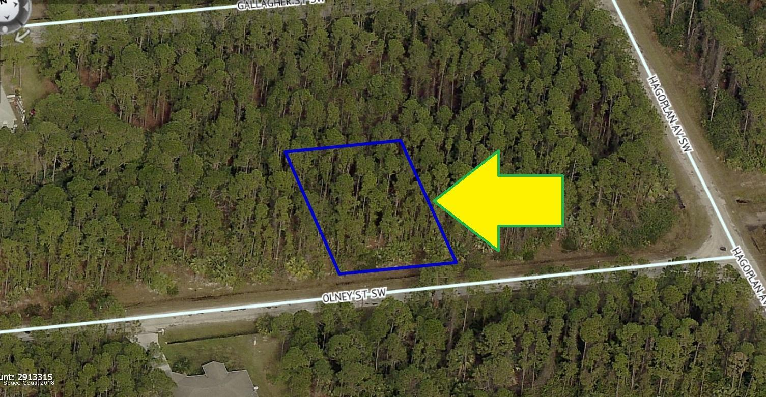 Land for Sale at 413 Olney 413 Olney Palm Bay, Florida 32908 United States