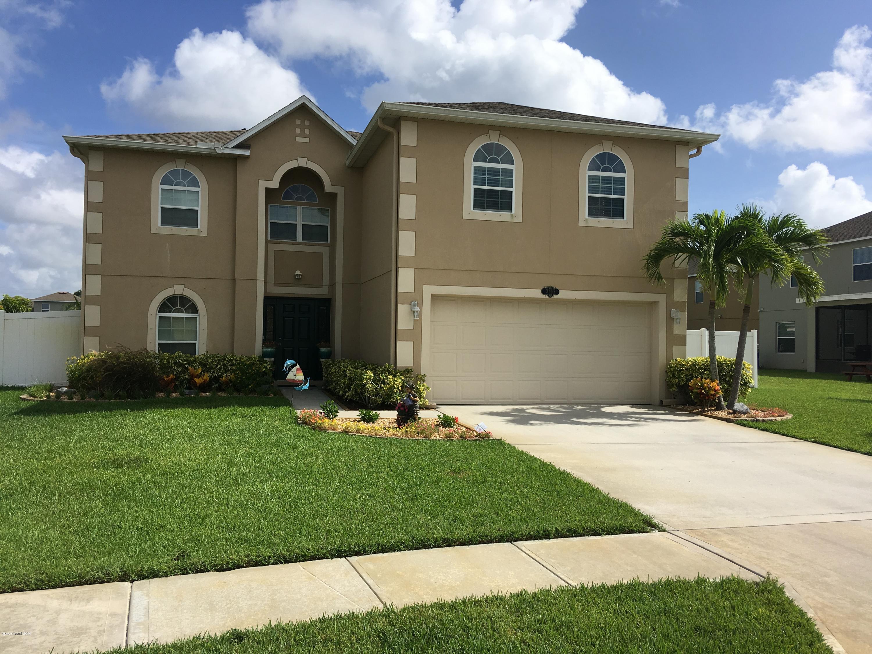 獨棟家庭住宅 為 出售 在 3162 Wreath 3162 Wreath West Melbourne, 佛羅里達州 32904 美國