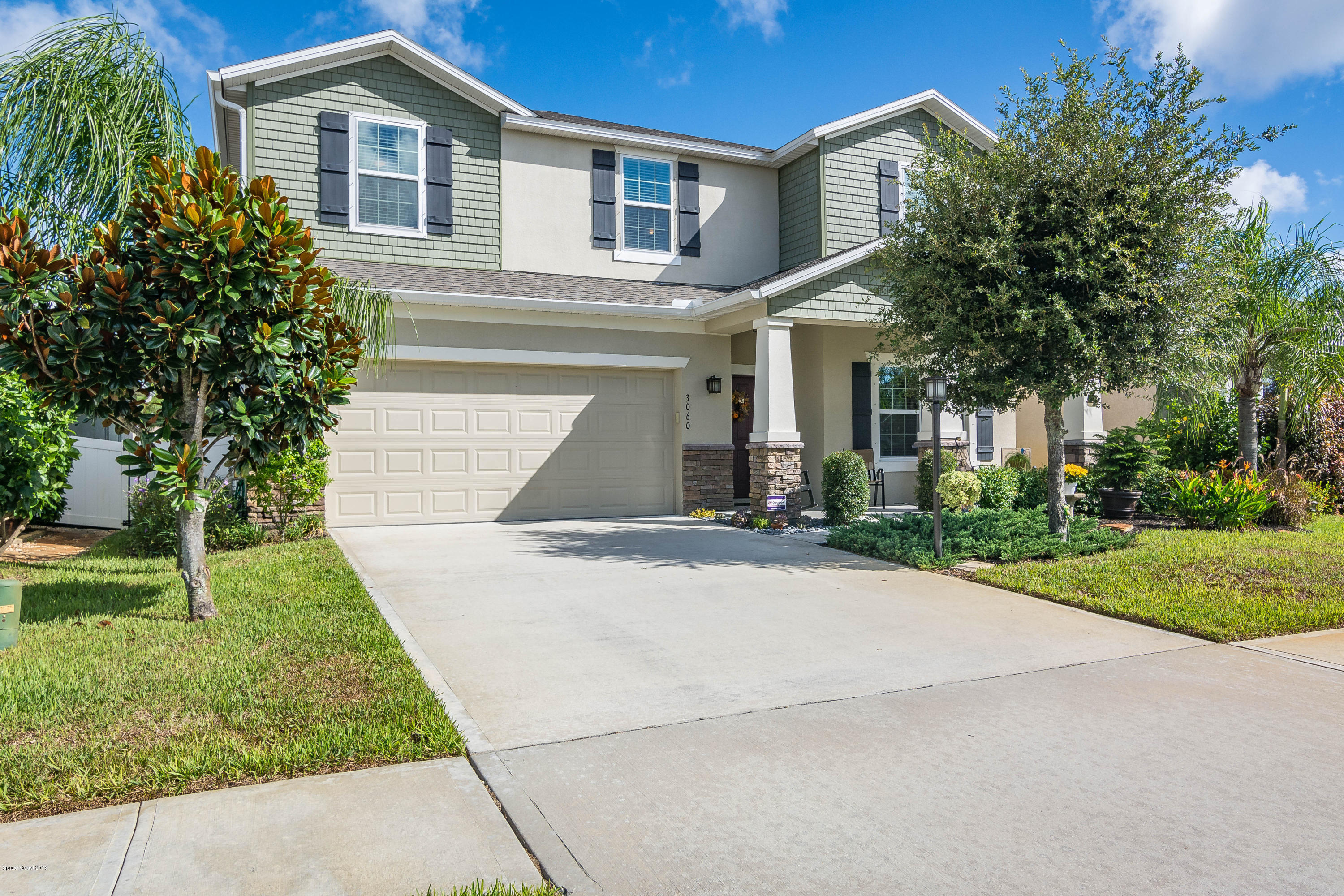 Single Family Home for Sale at 3060 Constellation 3060 Constellation Melbourne, Florida 32940 United States