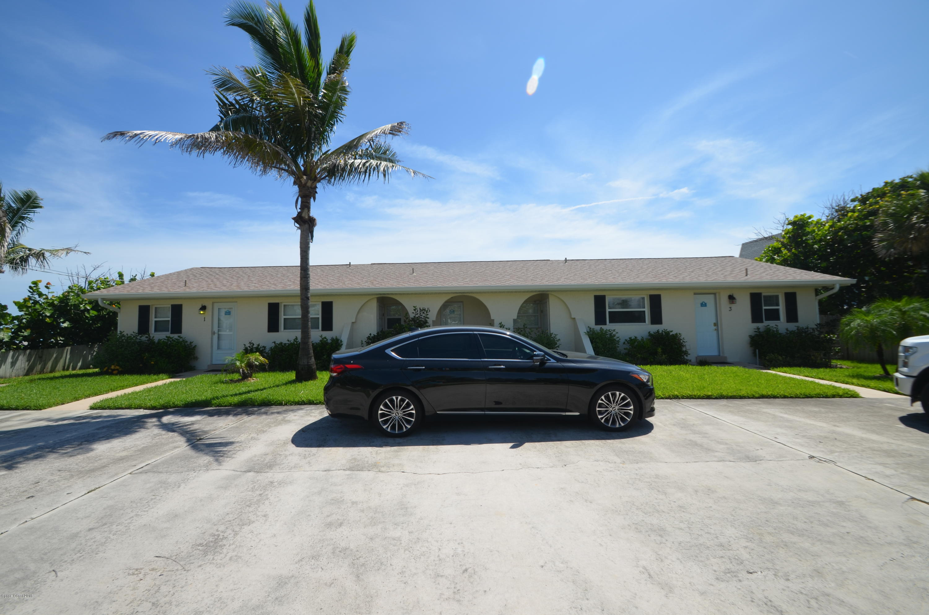 Multi-Family Home for Sale at 5195 S Highway A1a 5195 S Highway A1a Melbourne Beach, Florida 32951 United States