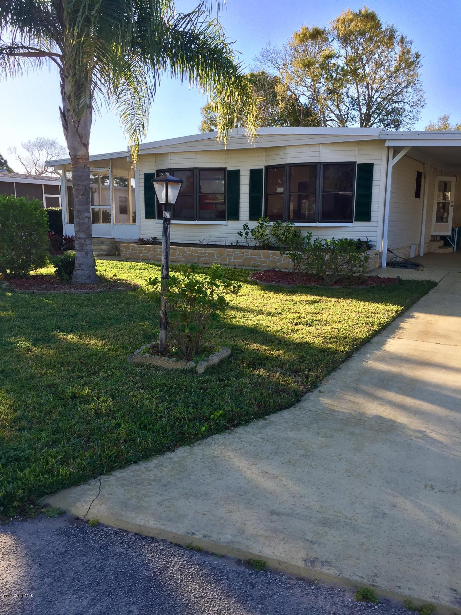 Tek Ailelik Ev için Kiralama at 909 Sequoia 909 Sequoia Barefoot Bay, Florida 32976 Amerika Birleşik Devletleri
