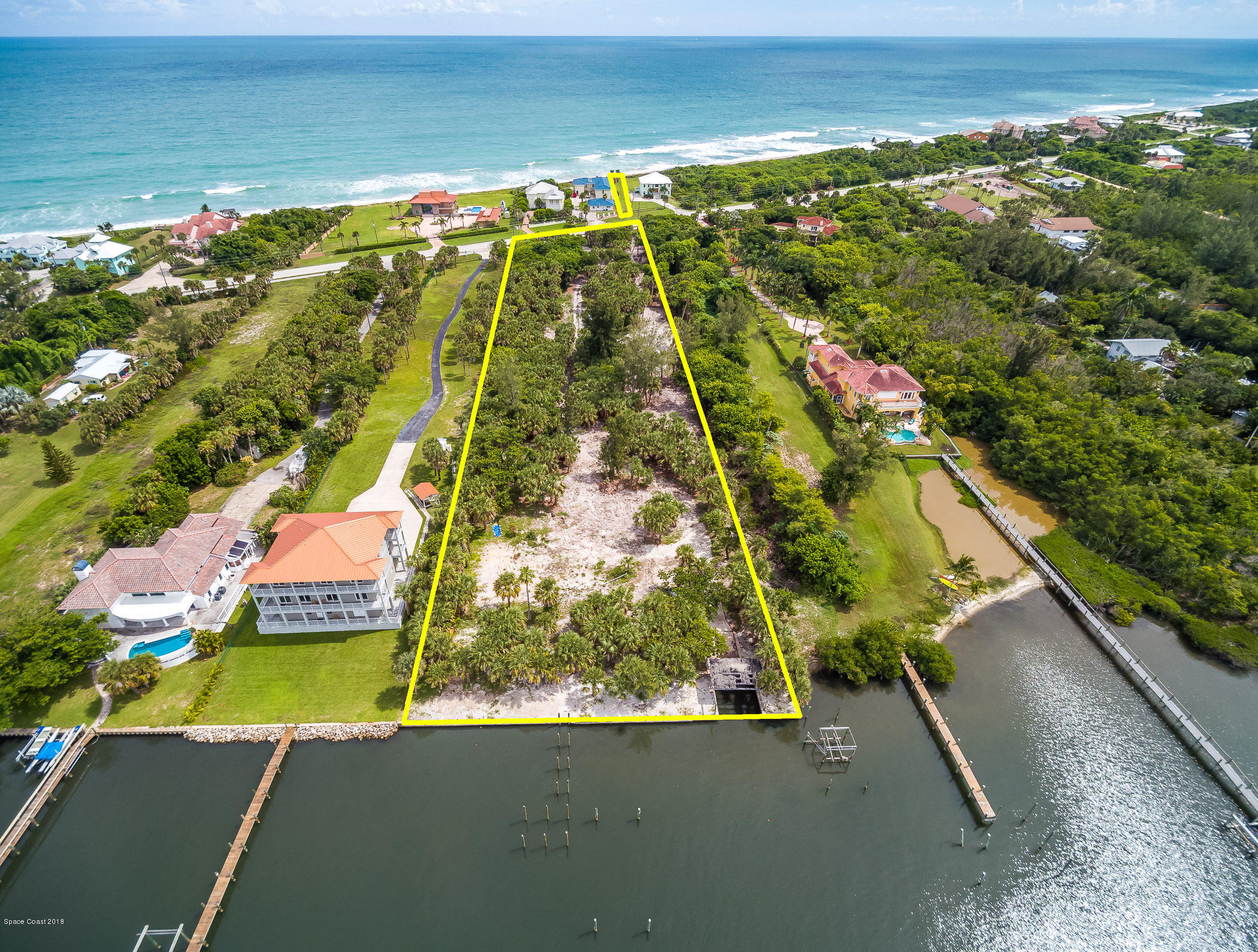 Land for Sale at 8170 S Highway A1a 8170 S Highway A1a Melbourne Beach, Florida 32951 United States