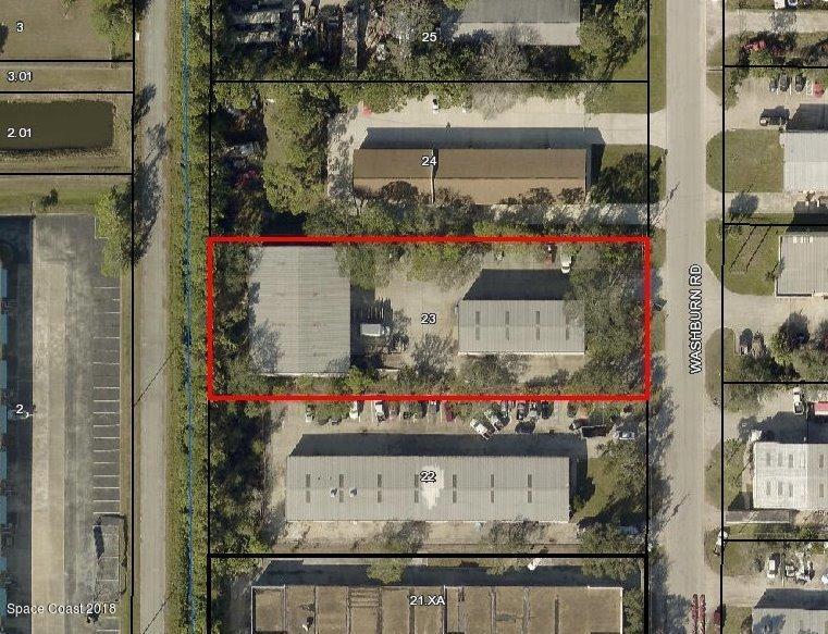 Commercial for Sale at 750 Washburn Road 750 Washburn Road Melbourne, Florida 32934 United States