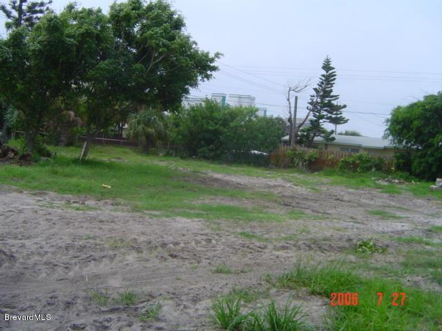 Land for Sale at 6063 Ridgewood Cocoa Beach, Florida 32931 United States