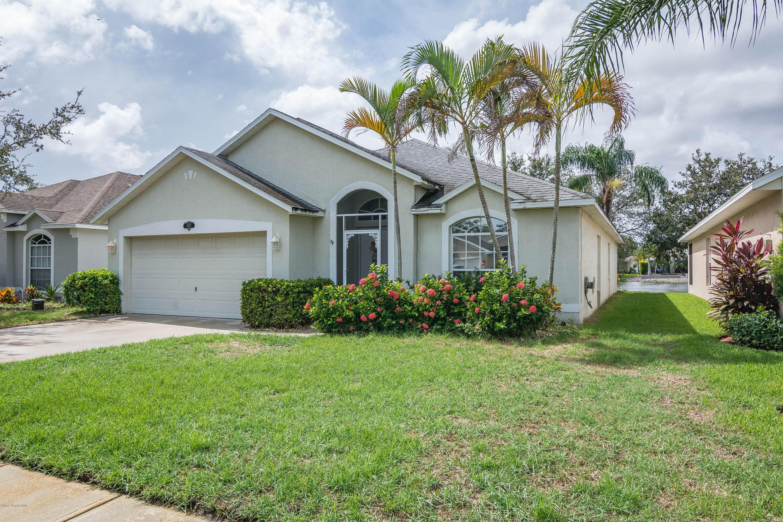 Single Family Homes för Hyra vid 1072 Bainbury West Melbourne, Florida 32904 Förenta staterna