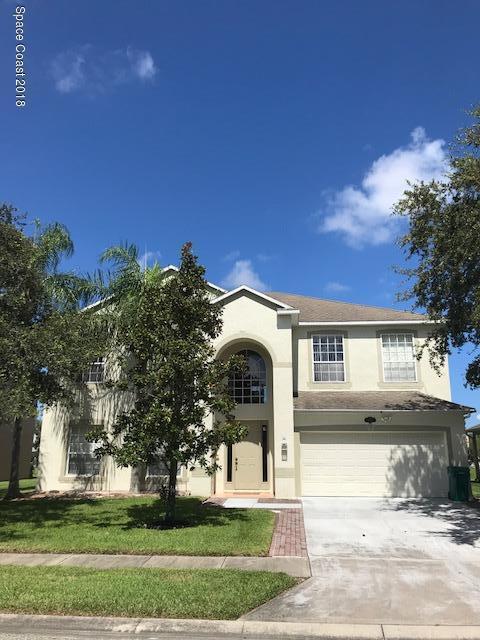 獨棟家庭住宅 為 出售 在 1100 Hollister 1100 Hollister West Melbourne, 佛羅里達州 32904 美國