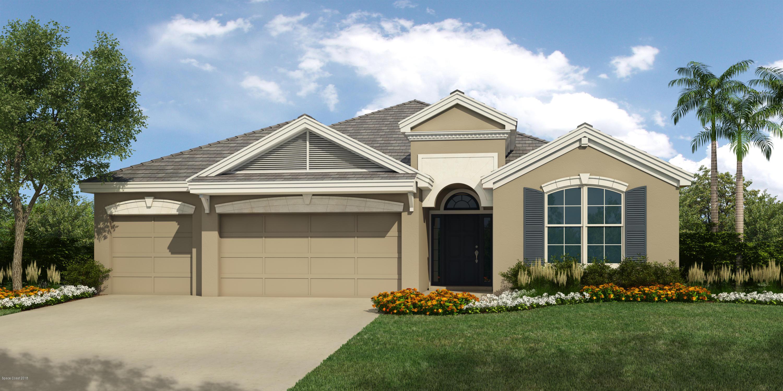獨棟家庭住宅 為 出售 在 3555 Salt Marsh 3555 Salt Marsh West Melbourne, 佛羅里達州 32904 美國