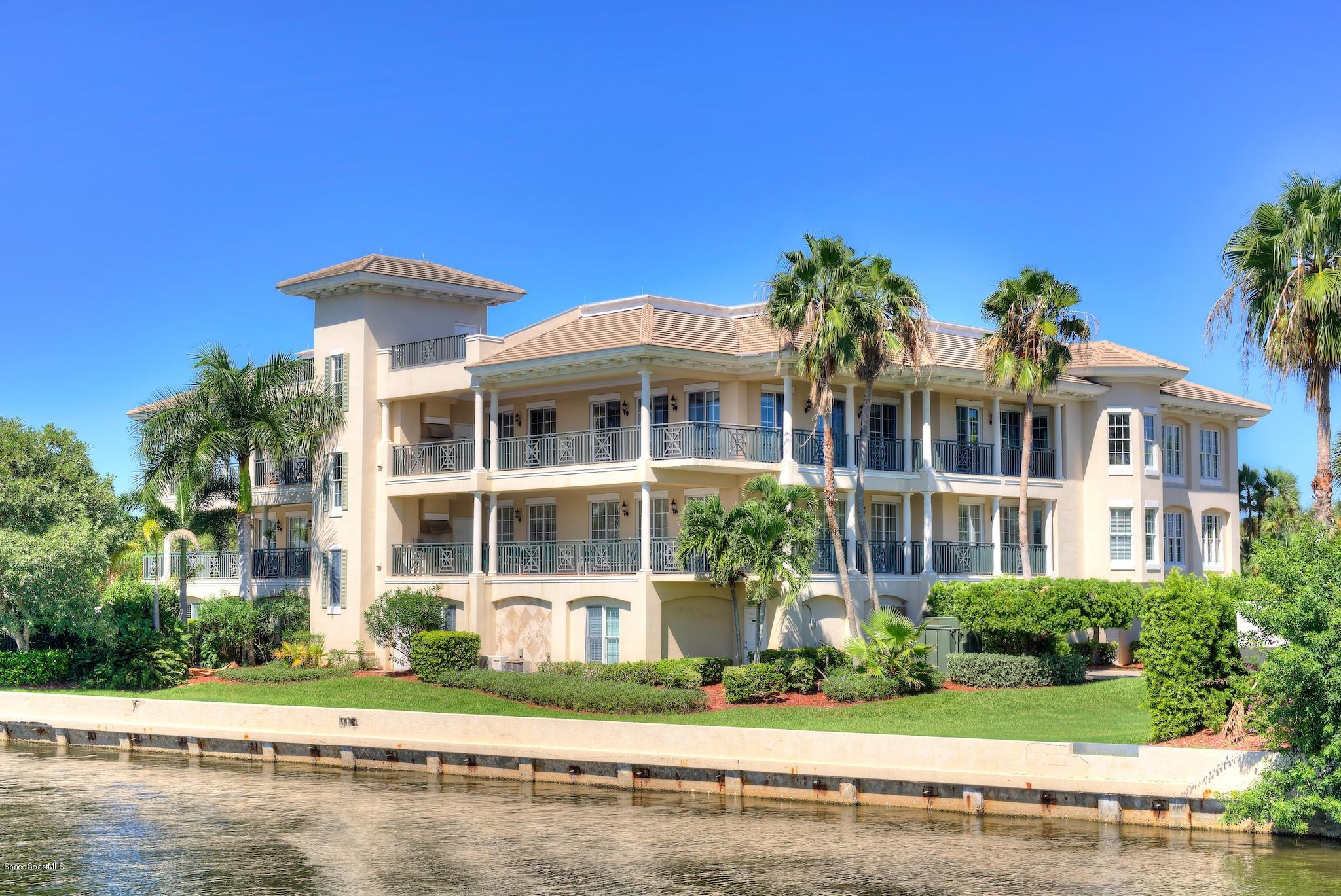 Property for Sale at 4 Marina Isles 4 Marina Isles Indian Harbour Beach, Florida 32937 United States