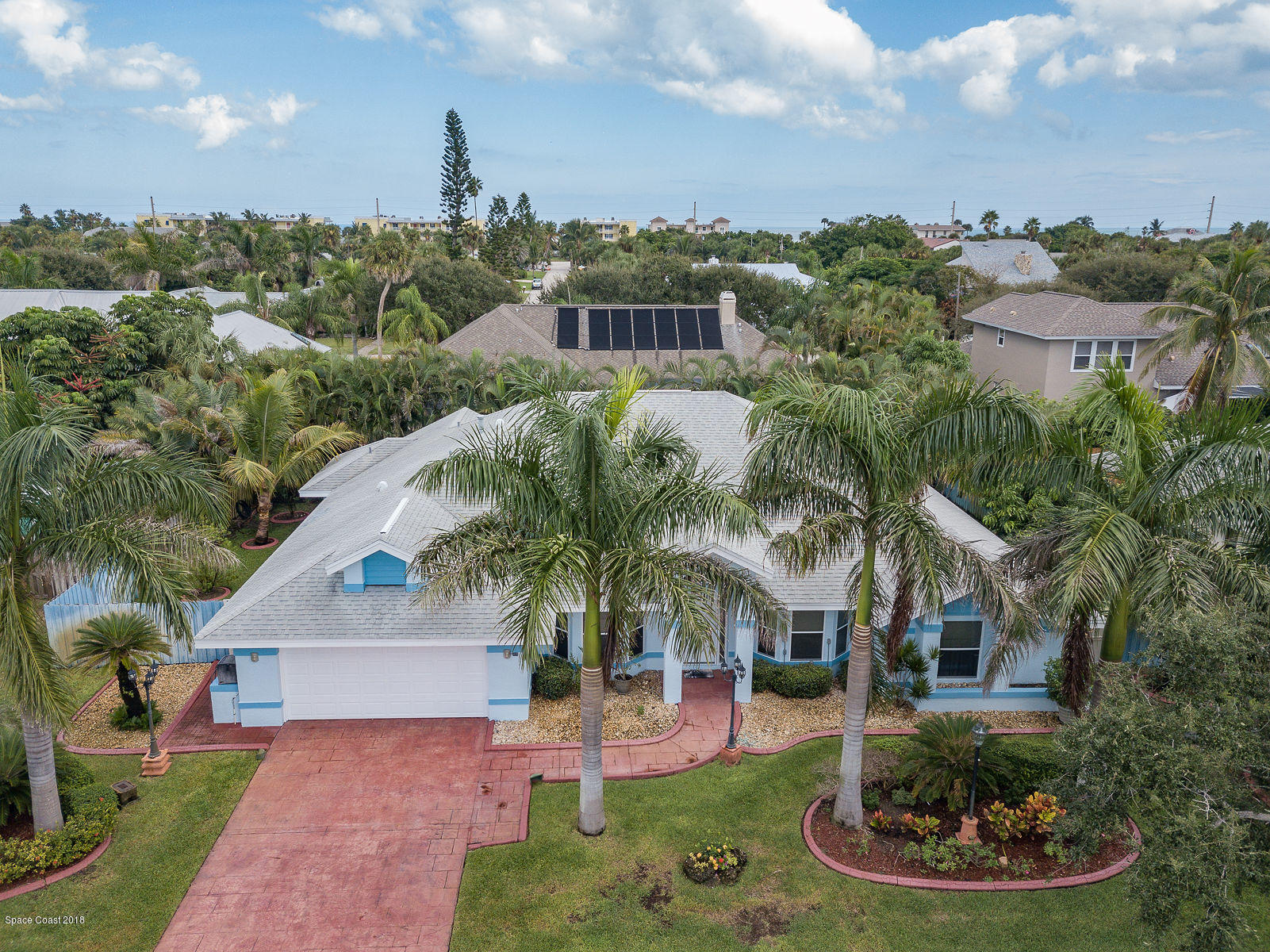 Single Family Homes for Sale at 107 Tradewinds Indialantic, Florida 32903 United States