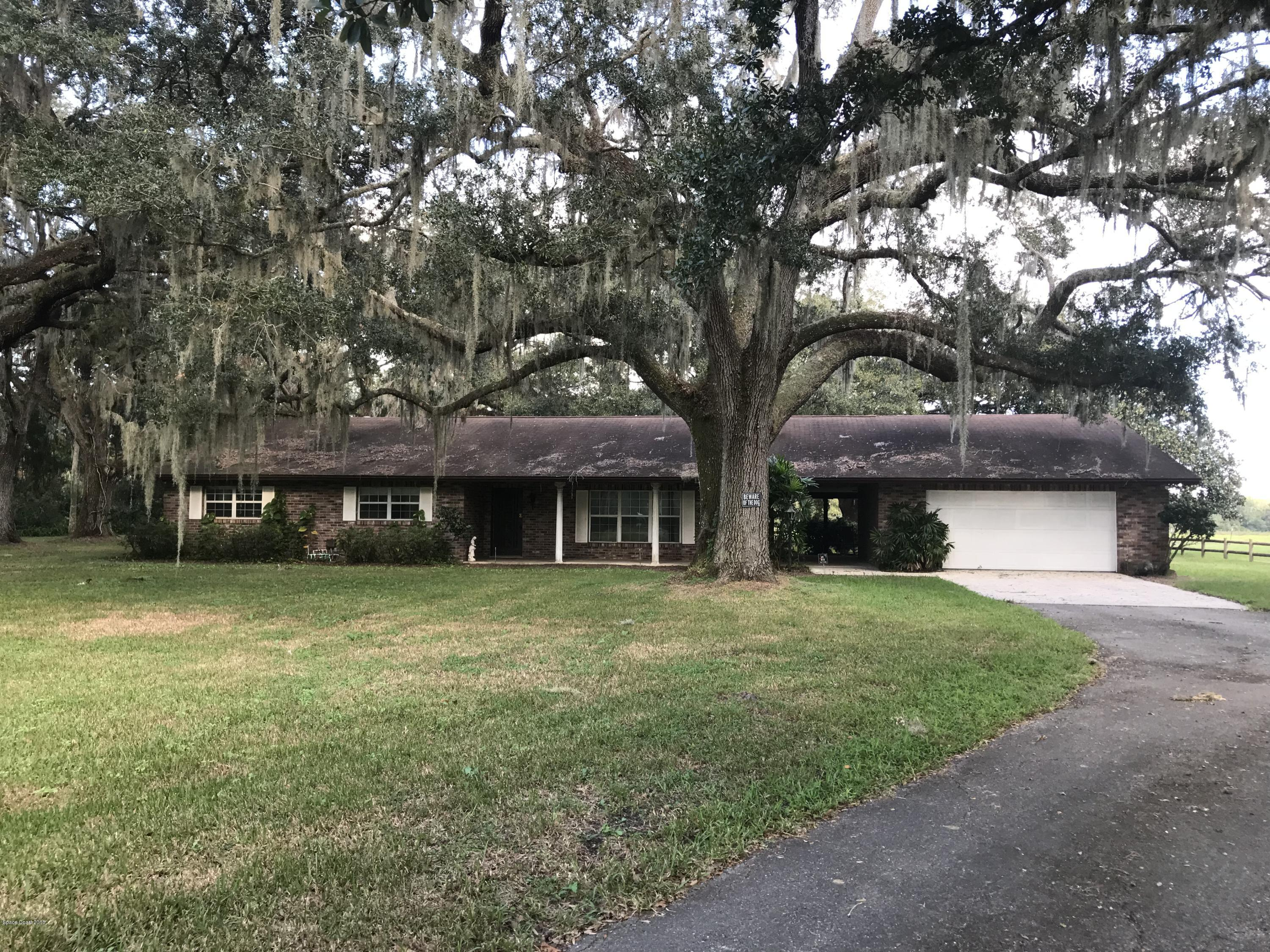 Single Family Home for Sale at 775 N Fort Christmas 775 N Fort Christmas Christmas, Florida 32709 United States