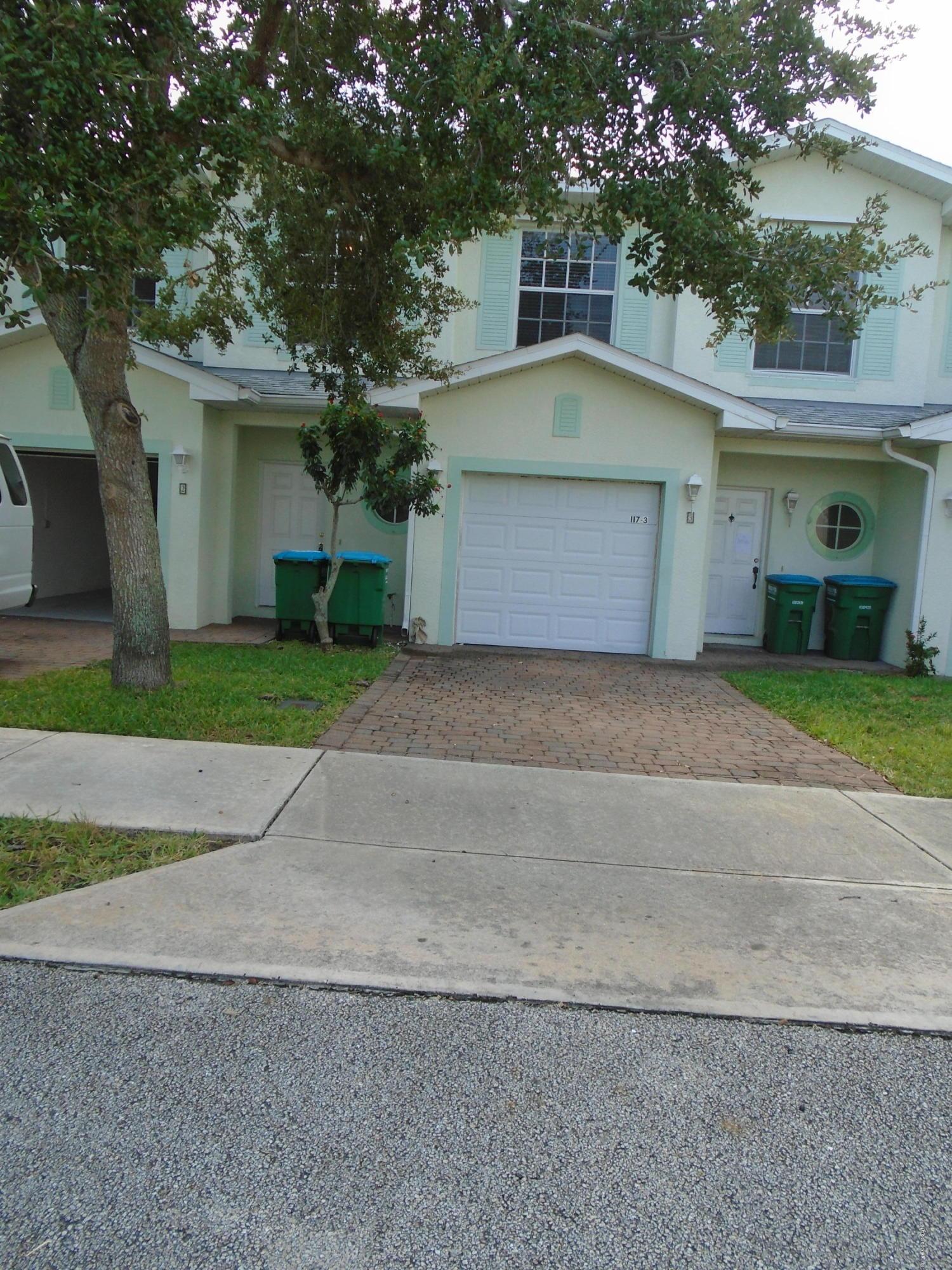 Nhà ở một gia đình vì Thuê tại 117 Anchorage 117 Anchorage Cape Canaveral, Florida 32920 Hoa Kỳ