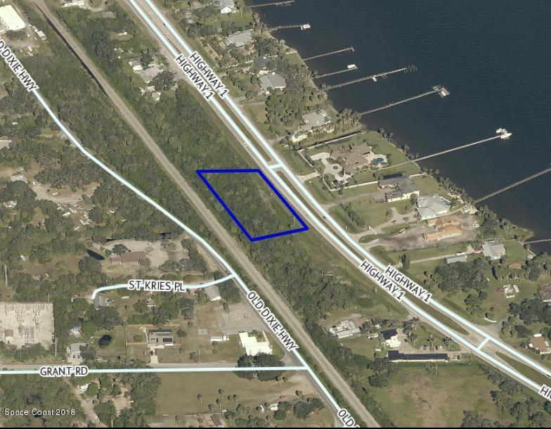 Land for Sale at S Us Rt 1 S Us Rt 1 Grant, Florida 32949 United States