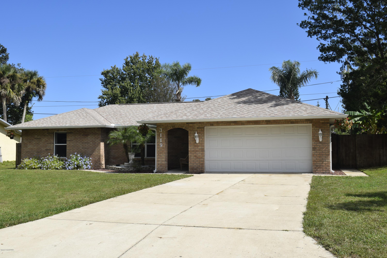 Vivienda unifamiliar por un Venta en 3119 Lime Tree 3119 Lime Tree Edgewater, Florida 32141 Estados Unidos