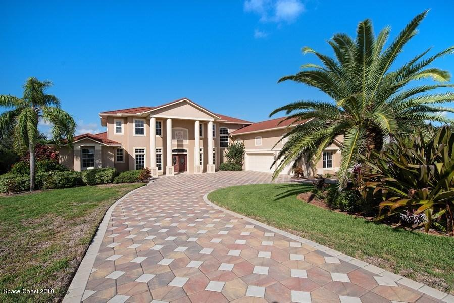Single Family Home for Sale at 4790 Honeyridge 4790 Honeyridge Merritt Island, Florida 32952 United States