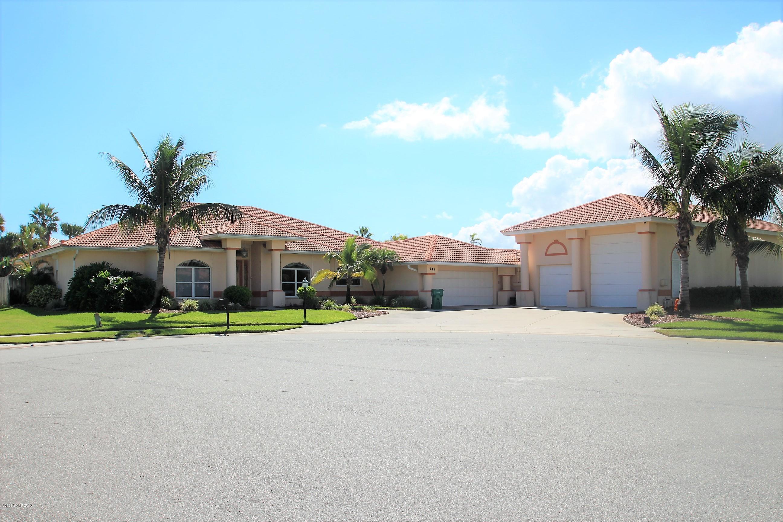 Single Family Home for Sale at 215 Loggerhead 215 Loggerhead Melbourne Beach, Florida 32951 United States