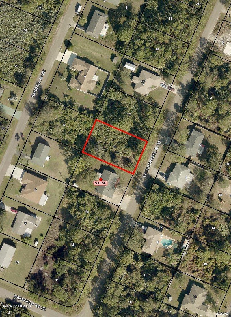 Land for Sale at 2200 Wagonwheel 2200 Wagonwheel Palm Bay, Florida 32909 United States