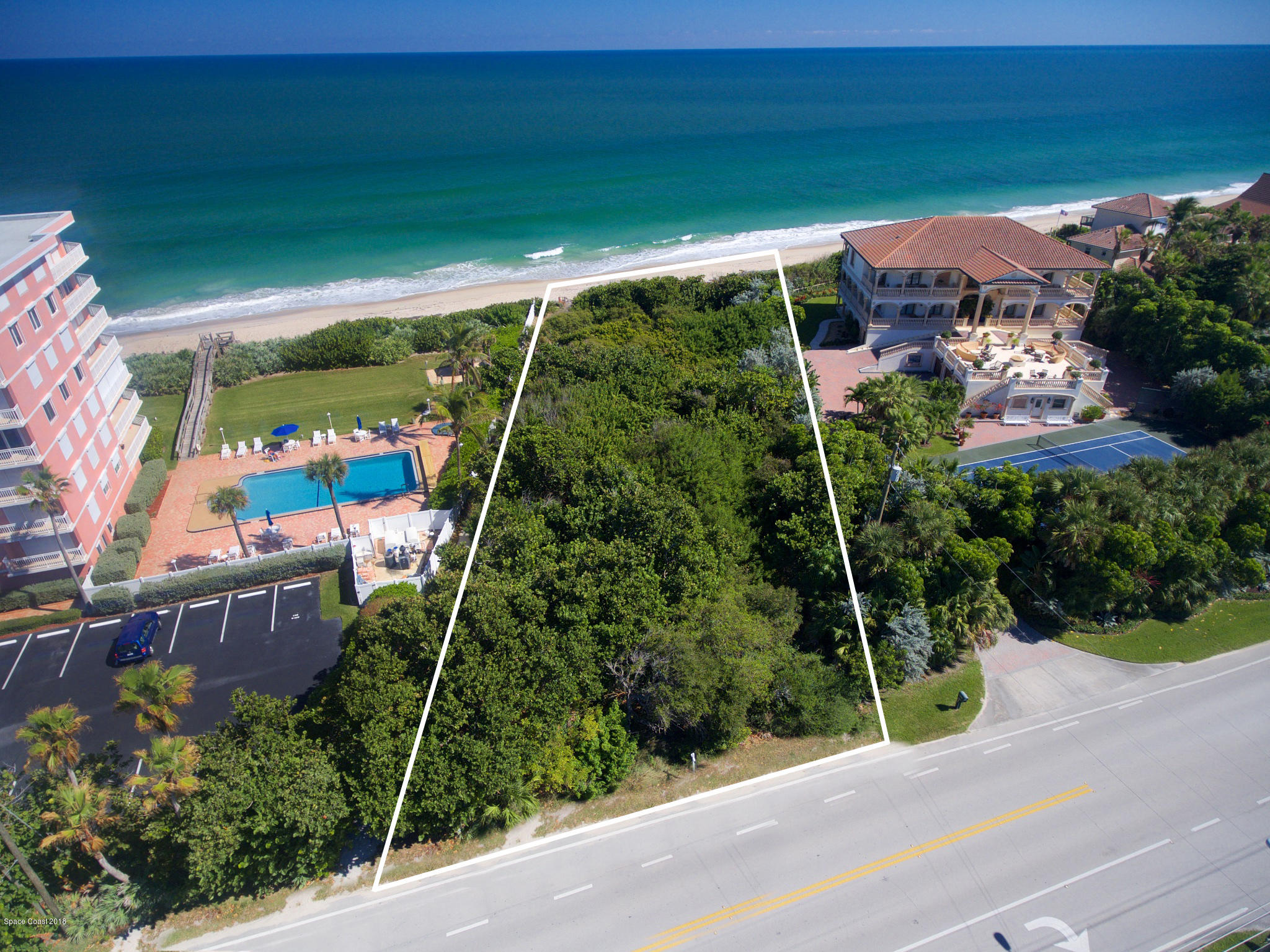 Land for Sale at 5655 Highway A1a Melbourne Beach, Florida 32951 United States