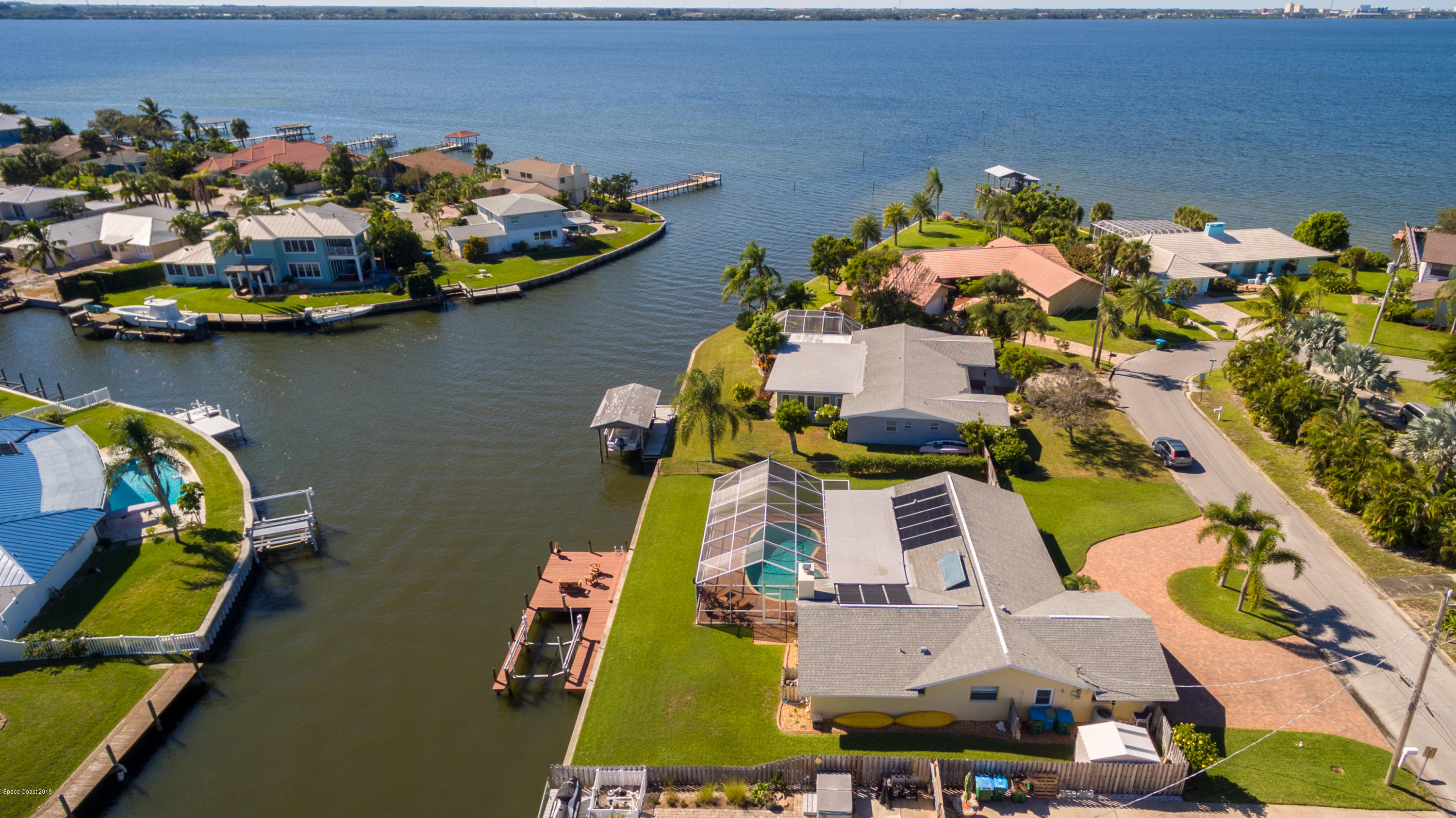 Single Family Homes for Sale at 411 Driftwood Melbourne Beach, Florida 32951 United States