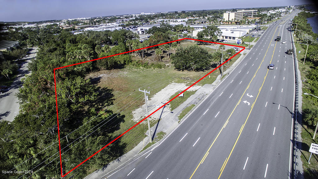 Land for Sale at 1046 S Harbor City Melbourne, Florida 32901 United States