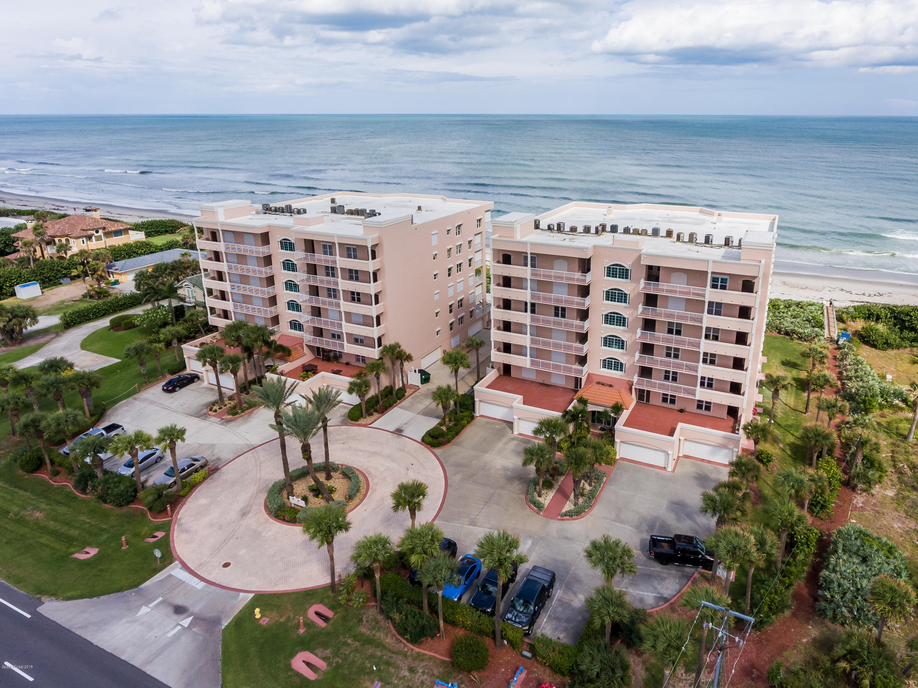 Single Family Home for Sale at 1845 N Highway A1a 1845 N Highway A1a Indialantic, Florida 32903 United States