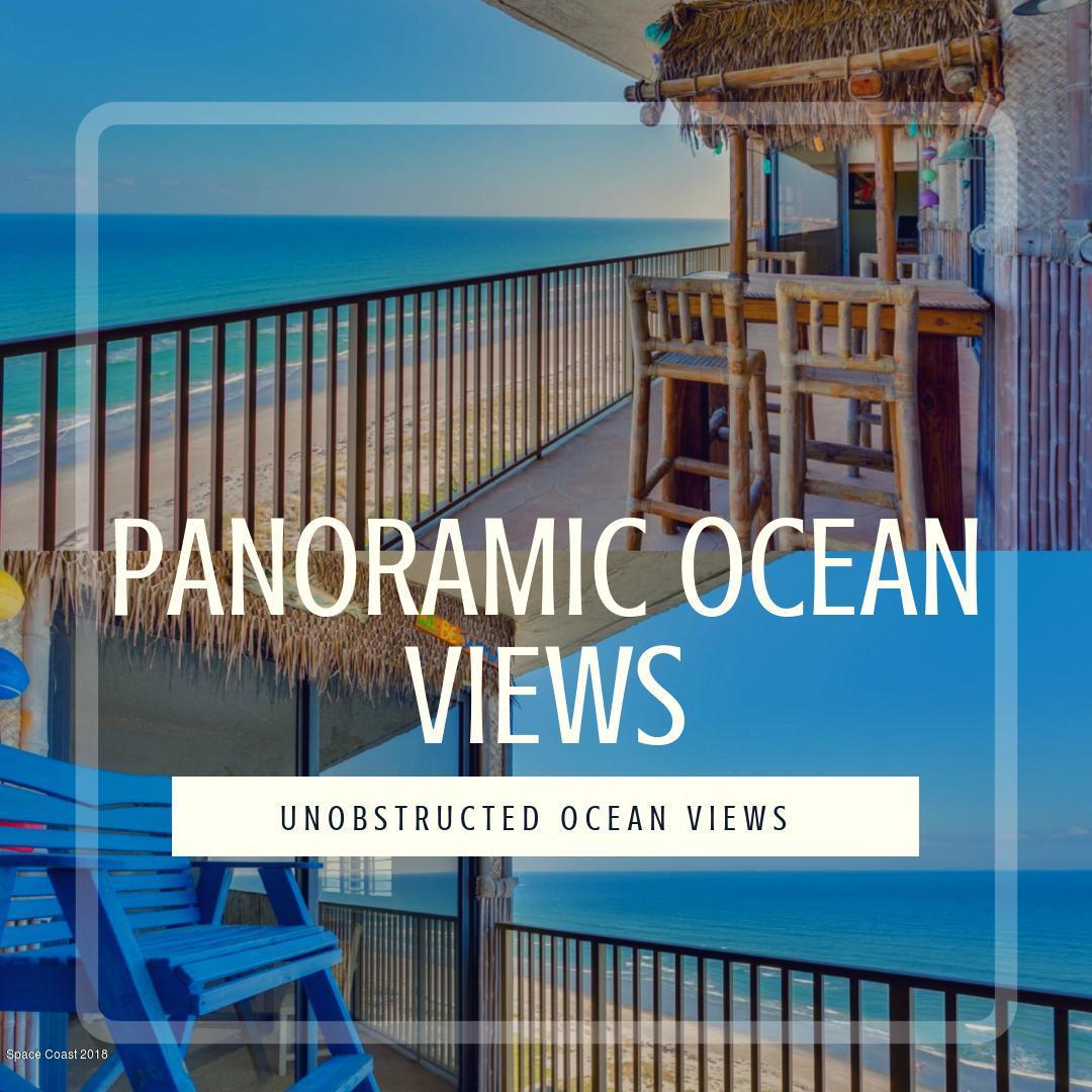 独户住宅 为 销售 在 750 N Atlantic 750 N Atlantic Cocoa Beach, 佛罗里达州 32931 美国