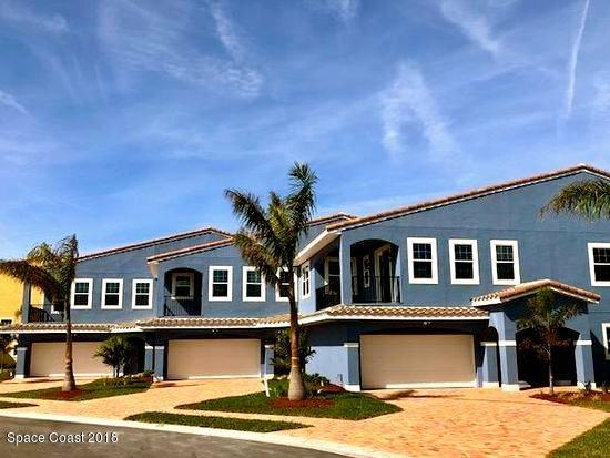 Single Family Homes for Sale at 156 Mediterranean Indian Harbour Beach, Florida 32937 United States