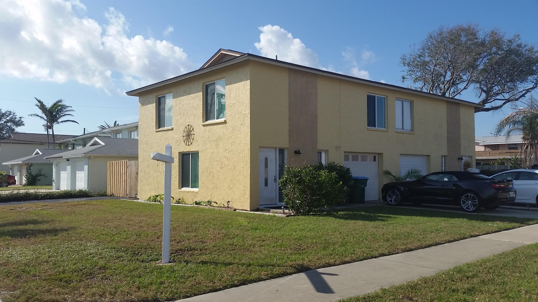 Nhà ở một gia đình vì Thuê tại 445 Monroe 445 Monroe Cape Canaveral, Florida 32920 Hoa Kỳ