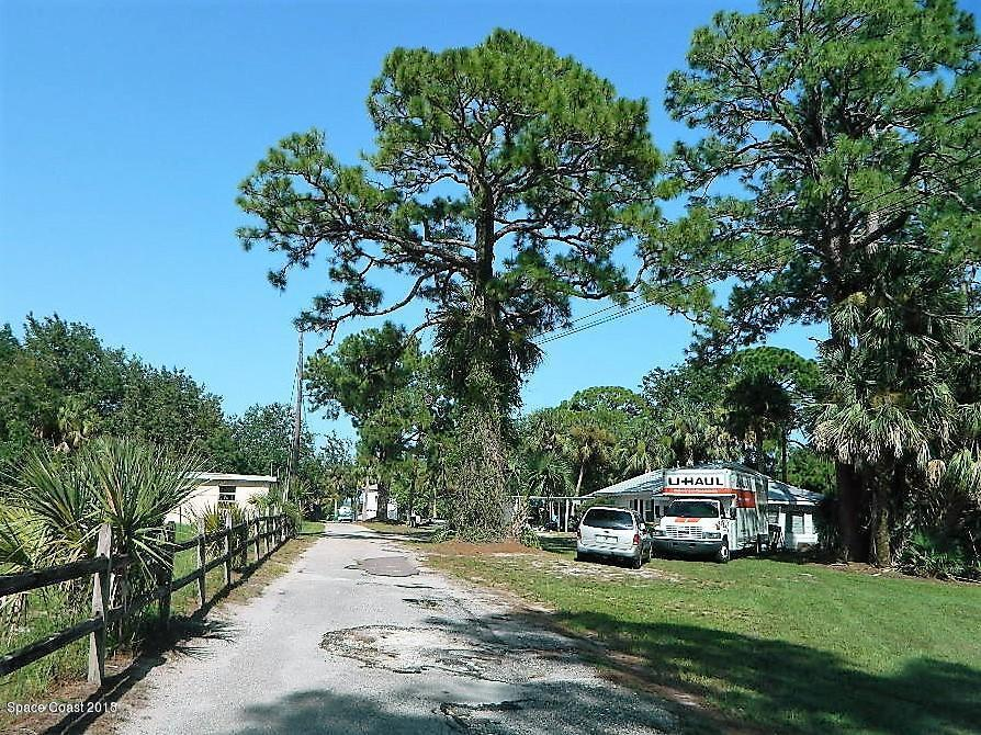 Single Family Homes for Sale at 5530 N Highway 1 Cocoa, Florida 32927 United States